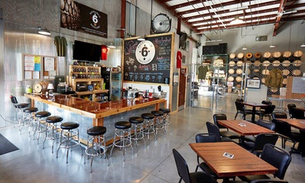 Tour Package for Two, Four, or Six at Patriarch Distillers (Up to 48% Off)