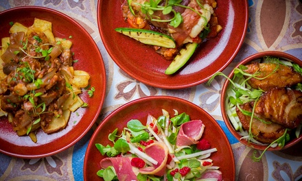 £30 or £50 Toward Spanish Food at La Viña, Two Locations