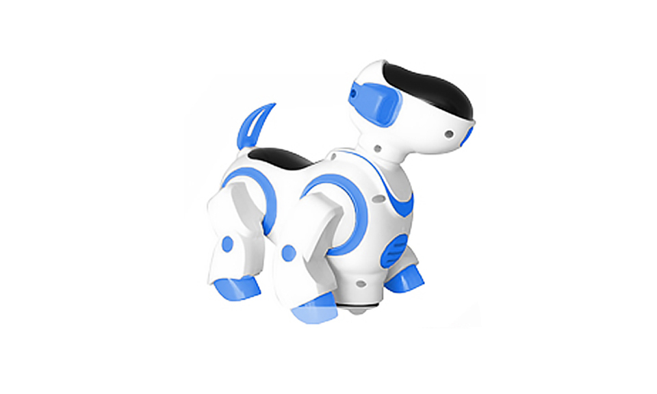 One or Two Children's Dancing Robot Dogs From £10.98