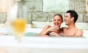 California Love Spa: Espace privatif pour 2 ou 4 personnes avec boissons chaudes ou champagne en option dès 59 € chez California Love Spa