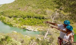 Canoë Le Tourbillon: Location de matériel pour parcours de via ferrata de 2h pour 2 personnes à 19,90 € avec Canoë Le Tourbillon