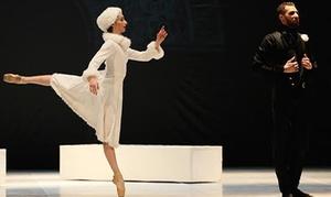 Anna Karenina, Teatro Novelli a Rimini : Anna Karenina - 6 aprile 2018 ore 21 al Teatro Novelli di Rimini (sconto 32%)