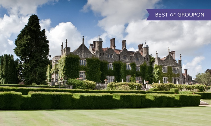 The Manor Restaurant - Kent: Two-AA-Rosette Lunch Tasting Menu with Optional Wine Pairing for Up to Four at The Manor Restaurant (Up to 42% Off)