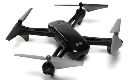 TwoDots Drako drone dotato di fotocamera e GPS