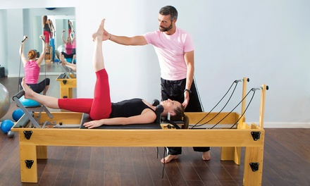 5 or 10 Fundamental Pilates Equipment Classes or 5 Personal Sessions at Pilates Vita of Denver (Up to 62% Off)