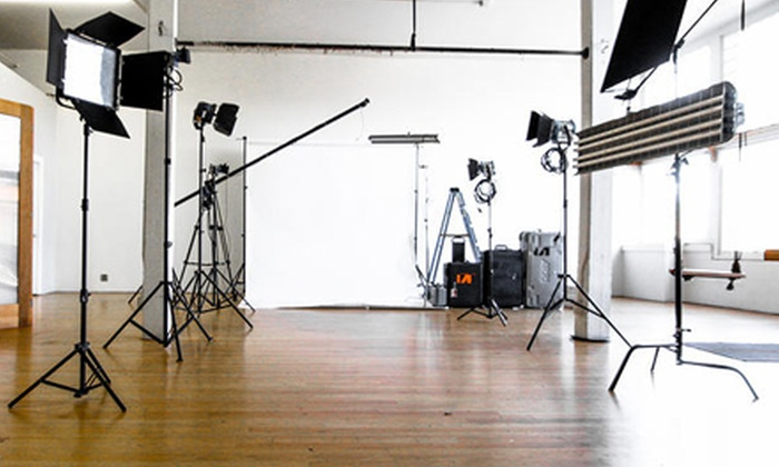 Flipp N Studios - Five Points: $199 for Event Space Rental for Six Hours at Flipp N Studios (Up to $425 Value)