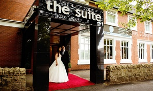 The Stuart Hotel: The Ultimate Wedding Package for 50 Day Guests and 100 Evening Guests at The Stuart Hotel (Up to 56% Off)