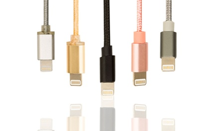 1 o 2 cables USB-Lightning disponibles en varios colores desde 5,99 €