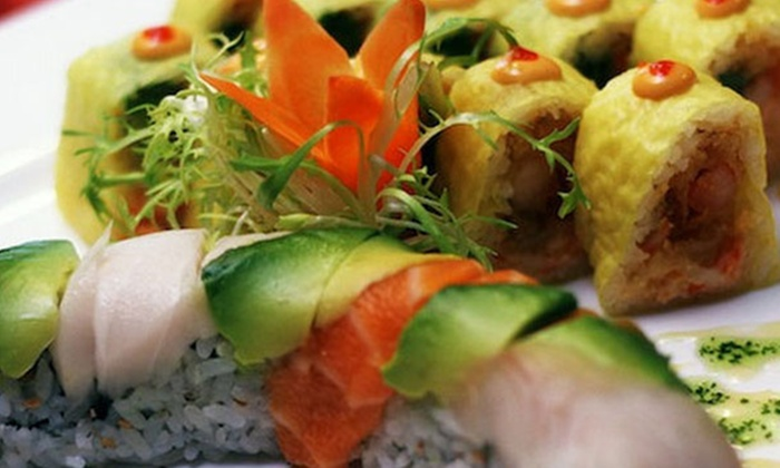 Sushi Room - New Brunswick: $15 for $30 Worth of Sushi and Japanese-American Fusion for Two of More at Sushi Room
