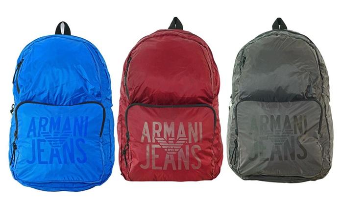 Armani jeans rucksack damen