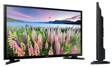 Televisor Samsung LED full HD de 48 pulgadas UE48J5000, con envío gratuito Oferta en Groupon
