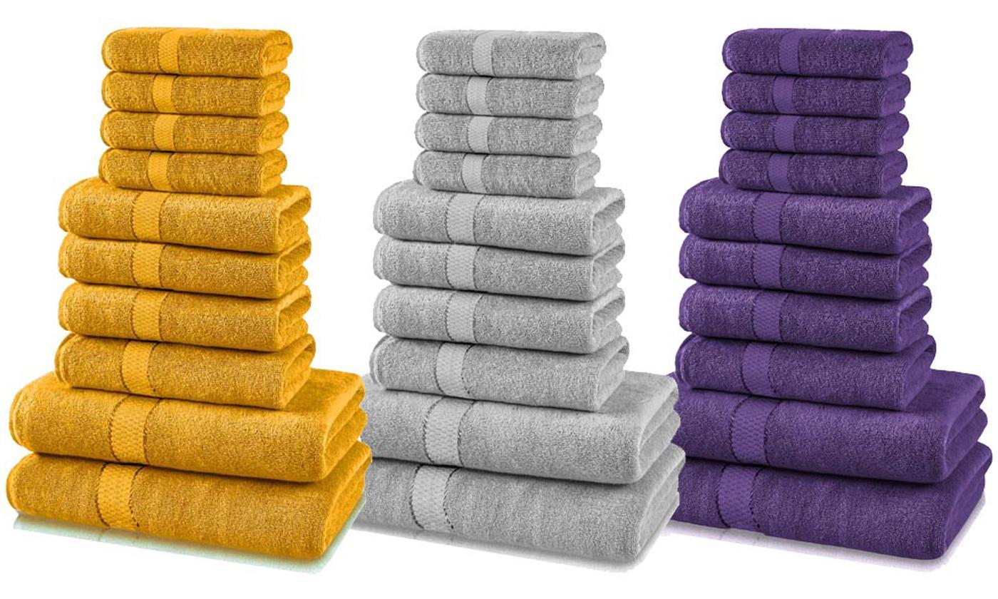 Dickens 475gsm Ten-Piece Towel Bale