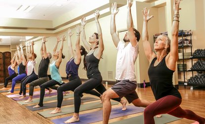image for $27 for Five Yoga <strong>Classes</strong> at Yoga By Degrees ($125 Value)