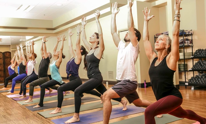 $29 for Five Yoga Classes at Yoga By Degrees ($125 Value)
