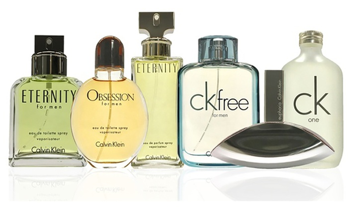 Up To 64% Off on Best of Calvin Klein Fragrances