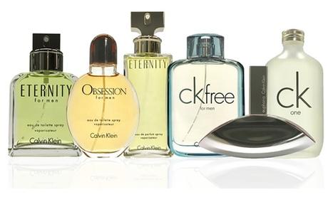Best of Calvin Klein Fragrances for Women and Men