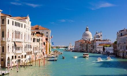 ✈ Venise : 2 ou 3 nuits à lHôtel Venezia avec petit déjeuner et vols A/R de CRL ou EIN
