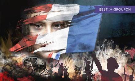 """""""Les Misérables"""", Musical-Neuproduktion nach dem Roman """"Die Elenden"""" im Jan. 2017 in Berlin und Kassel (bis 37% sparen)"""