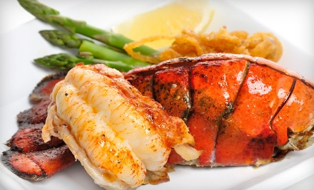Lunch or Dinner at Gambrinus (Up to 51% Off). Two Options Available.