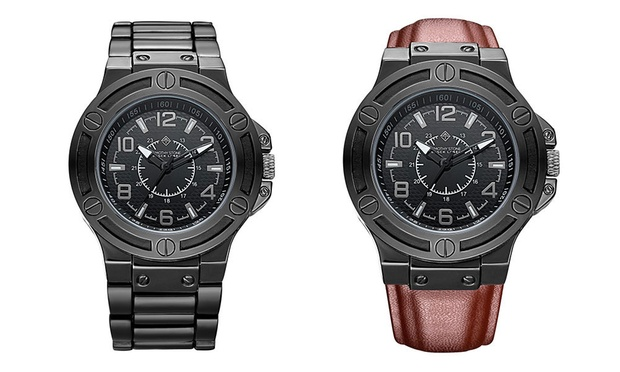 Timothy Stone Mens Manis Collection Watch: One ($34) or Two (From $59.95) (Dont Pay up to $888.69)