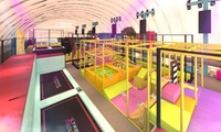 Jump Party Package for Up to 10 Children at Xtreme Bounce (26% Off)