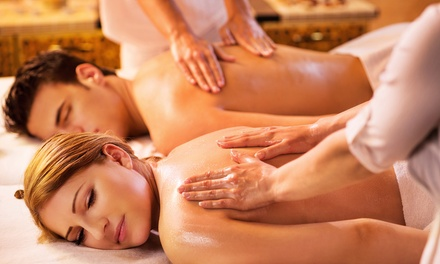 OneHour Deep Tissue Massage for One $45 or Two People $85 at Elite Massage Melbourne Up to $180 Value