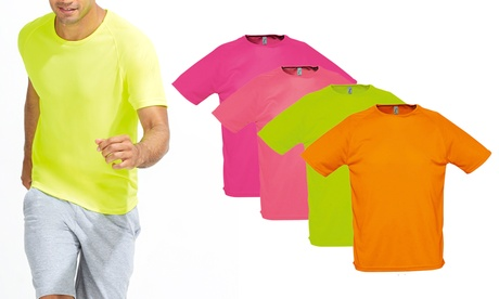 Pack de 5 camisetas Sporty