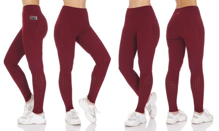Women's Active Leggings (3-Pk.) | Groupon Goods