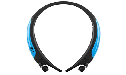 lg hbs 850 tone active wireless bluetooth headset livingsocial. Black Bedroom Furniture Sets. Home Design Ideas