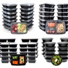 Meal Prep Food Container Sets. Multiple Options Available.