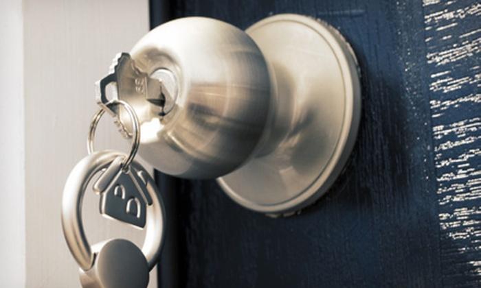 Serenity Locksmiths - Watsonville: $38 for $75 Worth of Locksmith Services from Serenity Locksmiths