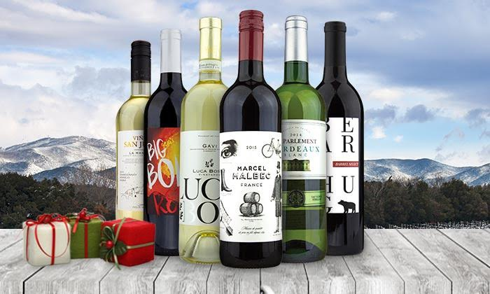 Barclays Wine: $99 or $175 Worth of Wine from Barclays Wine (Up to 66% Off)