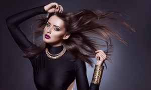 Sapphire Essence: $39 Hair Styling Package, or $99 with Olaplex Treatment and Full-Head Foils or Balayage at Sapphire Essence (up to $450)