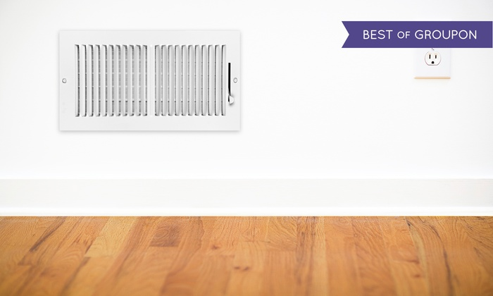 BZ's Comfort Air - Minneapolis / St Paul: Basic Duct-Cleaning Package with Option for Furnace and AC Tune-Ups from BZ's Comfort Air (Up to 84% Off)