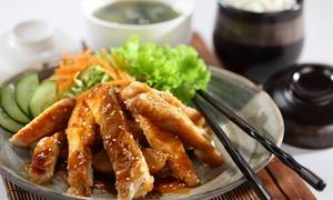 Sensai: Menu japonais en 3 services au choix pour 2 ou 4 personnes dès 29,99 € chez Sensai