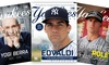 """New York Yankees Magazine Subcription - Yankee Stadium: $39 for a 1-Year Subscription to """"Yankees Magazine"""" Plus one 2016 New York Yankees Yearbook ($75.99 Value)"""