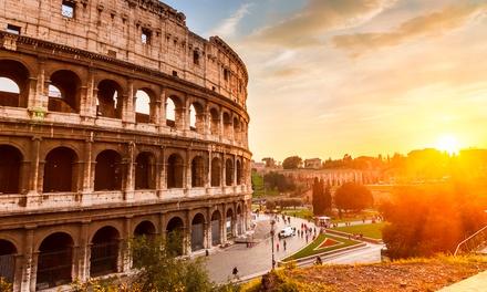 ✈ Rome: 2 of 3 nachten verblijf in Hotel Piemonte met ontbijt en vlucht vanaf Amsterdam