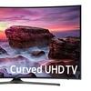 Samsung 6500 Series Curved 4K Ultra HD Smart LED TVs (2017 Model)
