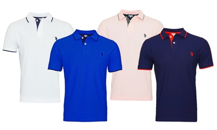 Polo pour homme de la marque Polo U.S Polo Assn