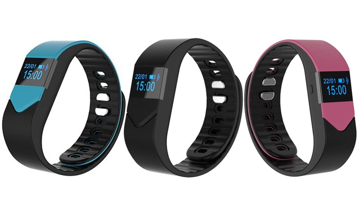 smart heart rate bracelet instructions