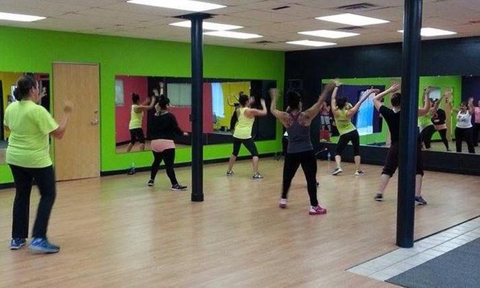 Hot Spot Fitness & Wellness Center - Enchanted Park: $18 for $50 Worth of Zumba — Hot Spot Fitness & Wellness Center
