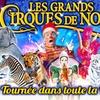 Le Grand Cirque de Noël, ville au choix
