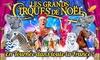 1 place en tribune d'honneur pour assister à l'unedes représentations du Grand Cirque de Noël à 10 € ville au choix