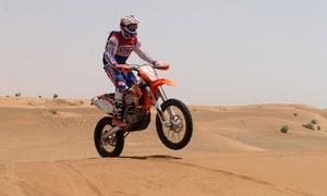Red Dunes Safaris and Adventure Tours: 500cc KTM Desert Adventure for One or Two from Red Dunes Safaris and Adventure Tours