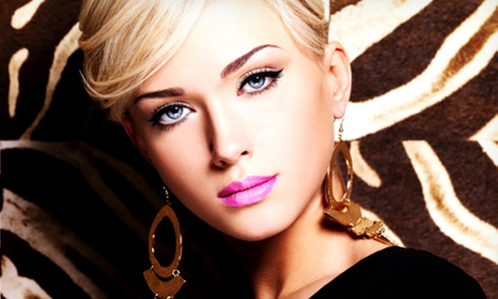 Salon Mikimoto - Palm Beach Gardens: $99 for Permanent Makeup on the Eyebrows or Permanent Eyeliner at Salon Mikimoto ($250 Value)