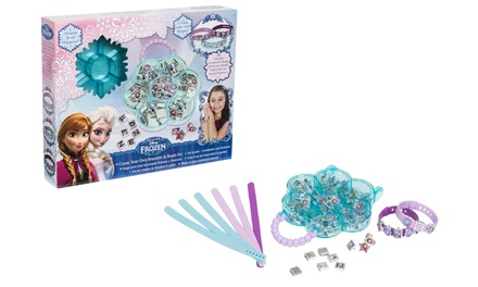 Frozen Create Your Own Bracelets and Beads Set for £5.99