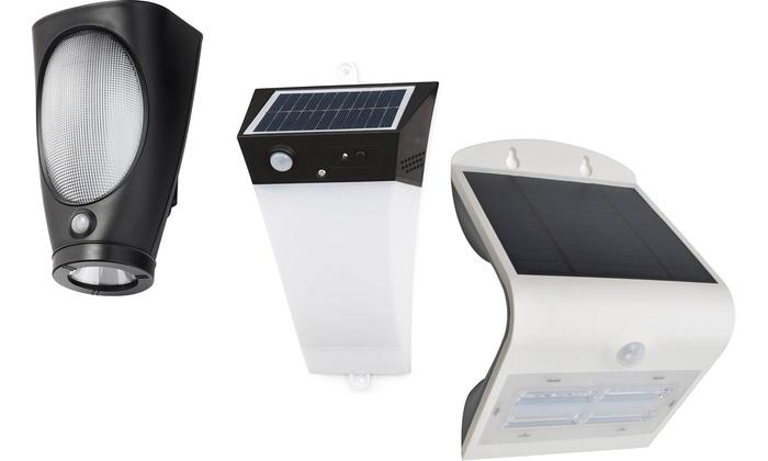 Fino a 61% su lampade a led solari di lusso da esterno groupon
