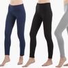 Sociology Women's Foldover Waist Leggings (4-Pack)   Groupon Exclusive
