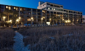 Stay At Peppertree Ocean Club In North Myrtle Beach, Sc. Dates Into April.