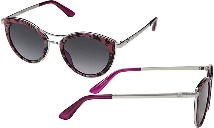 c4c324893c4a Up To 78% Off on Guess Women's Cat-Eye Sunglasses | Groupon Goods